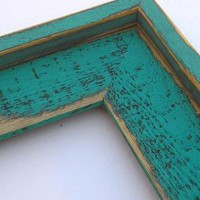 8x10 OR 8x8 OR 85x11 photo picture frame by 2DogsWoodWorking