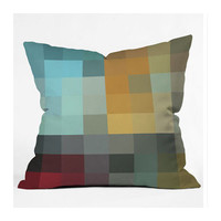 DENY Designs Madart Inc. Refreshing 2 Throw Pillow