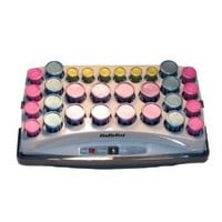 BaByliss Pro BABHS30S Ceramic Instant Heat 30-Roller Hair Set, Varied
