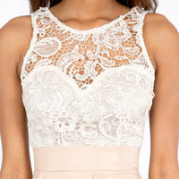 In The Right Lace Bodysuit $48