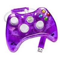 Amazon.com: Rock Candy Xbox 360 Controller - Purple: Xbox 360;: Video Games