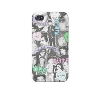 one direction collage iPhone 4/4s/5 & iPod 4/5 Case