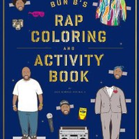 Bun B's Rap Coloring and Activity Book [Paperback]