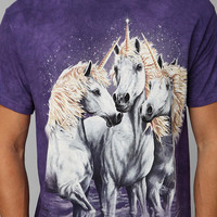 Three Unicorns Tee