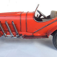 Euro Retro Car by DaysGoneBy on Zibbet