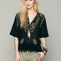 Free People FP New Romantics Feeling Giddy Top