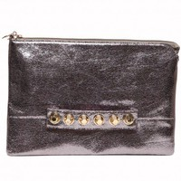 Moonstruck Clutch - Gunmetal | GYPSY WARRIOR