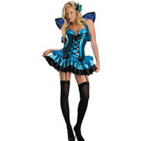 Adult Fantasy Fairy Costume- Party City