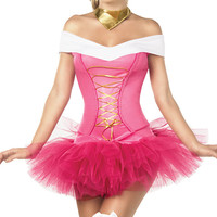 Sleepless Beauty Costume, Sleeping Beauty Costume for Women, Sexy Princess Costume