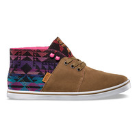 Suede Tribal Camryn Slim