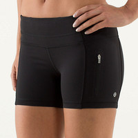 run: fast track short | women's short | lululemon athletica
