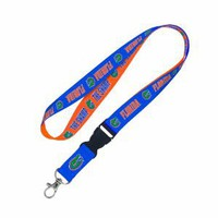 Amazon.com: NCAA Florida Gators Lanyard with Detachable Buckle: Sports & Outdoors