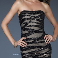 La Femme 18296 Dress - In Stock - $498
