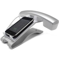 Handset and Sync Stand for iPhone 4