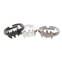 DC Comics Batman Midi Ring Set | Hot Topic