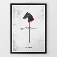 The Godfather By DopePrints  at Firebox.com