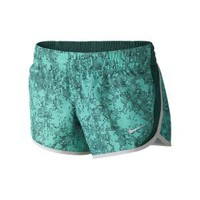 "Nike Store. Nike Printed Dash 3"" Girls' Running Shorts"