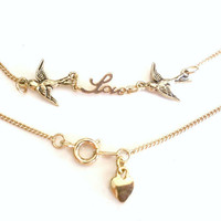Love Birds Necklace