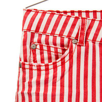 STRIPED SHORTS - Shorts - Girl - Kids | ZARA United States
