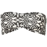 Aztec Bandeau - Lingerie &amp; Sleepwear - Apparel - Topshop USA