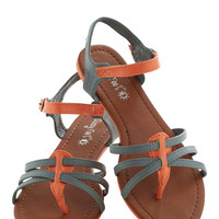 Granite Girl Sandal | Mod Retro Vintage Sandals | ModCloth.com
