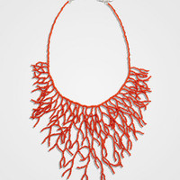 Coral Fiji Necklace