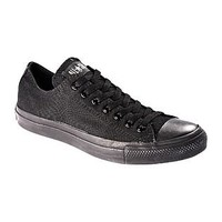 Converse- -Unisex Chuck Taylor® All Star ® Oxford Shoe M5039 - Black-Shoes-Mens Shoes-Mens Athletic Shoes