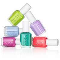 essie Summer Collection Nail