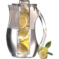 Prodyne Fruit Infusion 2.9 Quart Pitcher Drink Server