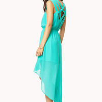 Criss-Cross High-Low Dress | FOREVER 21 - 2045419221