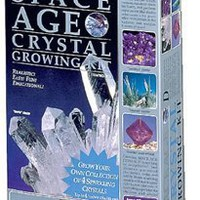 Space Age Crystals: 6 Crystals Kit