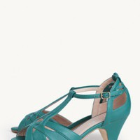 Nina T-strap Pumps By Chelsea Crew