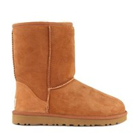 Ugg Women's Classic Short Chestnut Brown Boots