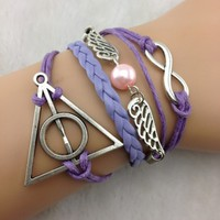 Purple Pearl Set
