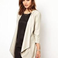 2nd Day Longline Relaxed Blazer at asos.com