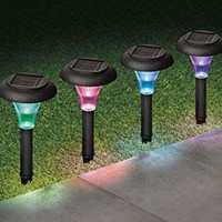 Solar Path Lights @ Harriet Carter