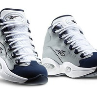 Reebok Boys Question Mid - Youth Shoes | Official Reebok Store