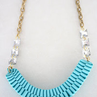 Yellow Blackbird: A Creative Blog: Anthropologie Accordian Strands Necklace Knock-Off Tutorial
