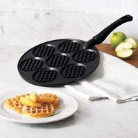 Nordic Ware Silver Dollar Waffle Griddle - Sur La Table