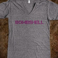 BOMBSHELL  - Team #WontStop - Skreened T-shirts, Organic Shirts, Hoodies, Kids Tees, Baby One-Pieces and Tote Bags