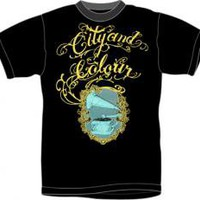 City and Colour T-Shirt - Music