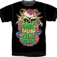 Drop Dead Gorgeous T-Shirt - Gore Black