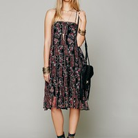 Free People Jessie's Floral Swing Dress