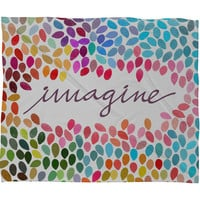 DENY Designs Home Accessories | Garima Dhawan Imagine 1 Fleece Throw Blanket