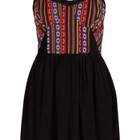 Mexican Bodice Sundress - Sale - Sale & Offers - Topshop USA