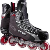 Bauer Vapor XR4 Inline Skates [JUNIOR] : Amazon.com : Sports & Outdoors