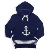 Sperry Top-Sider Women's Anchors Away Hoodie
