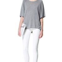 COATED JEANS - Jeans - Woman | ZARA United States