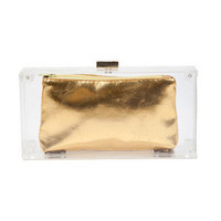 I See You Clearly Clutch $43