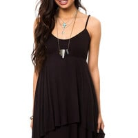 RVCA Dress Silesia in Black